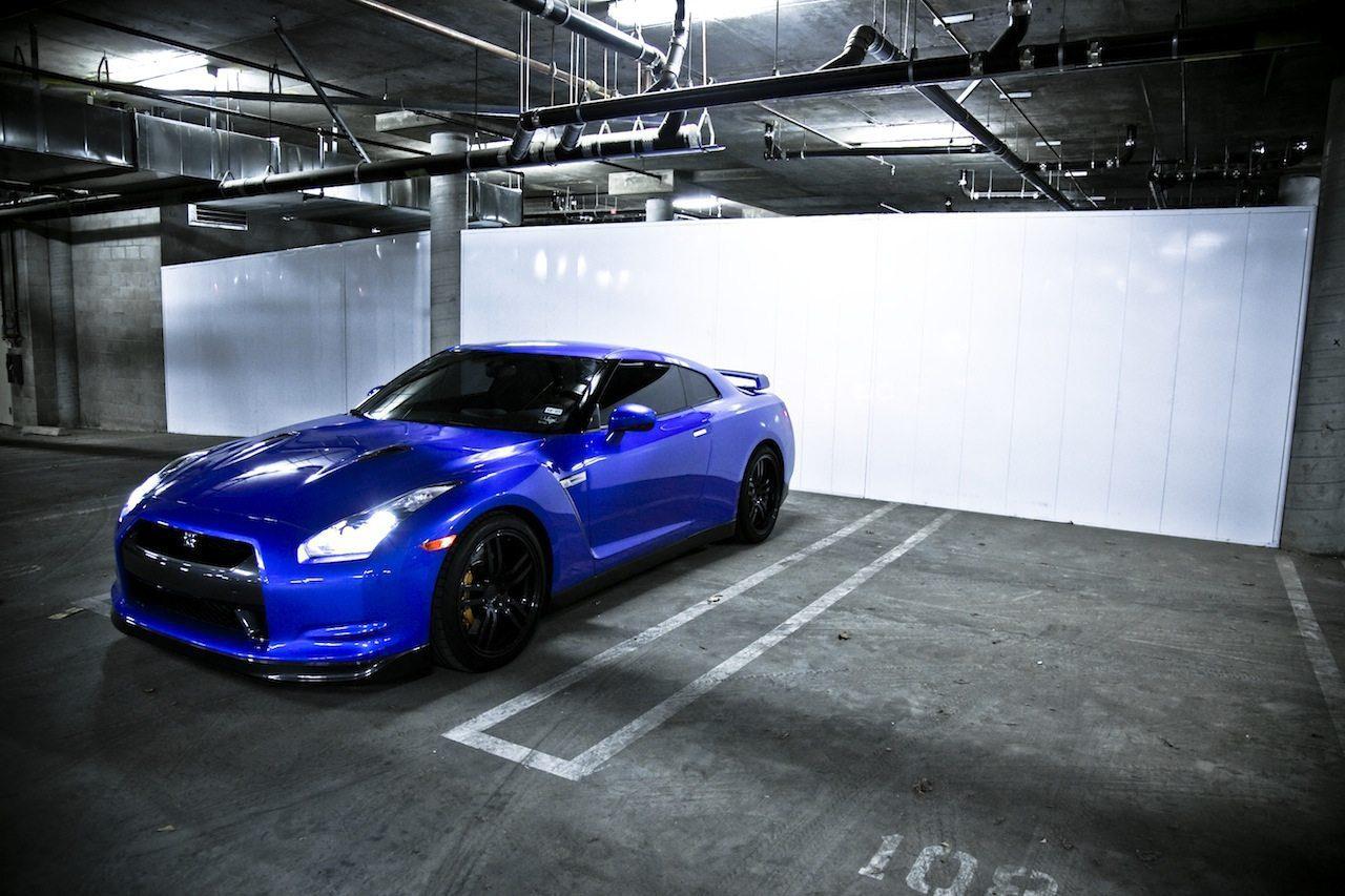 Blue Nissan GTR Photoshoot By Leon Tang - My Car Portal
