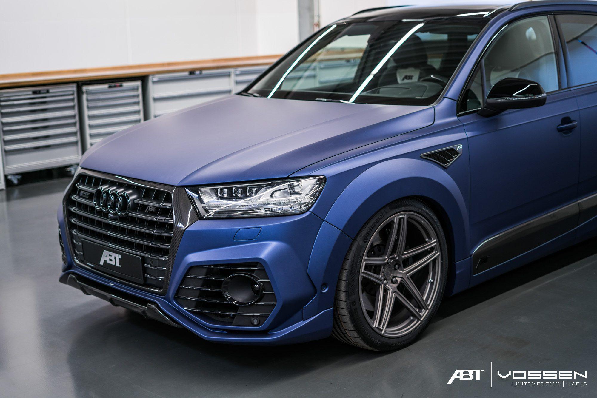 Build 2017 Audi Q7 | Motavera.com