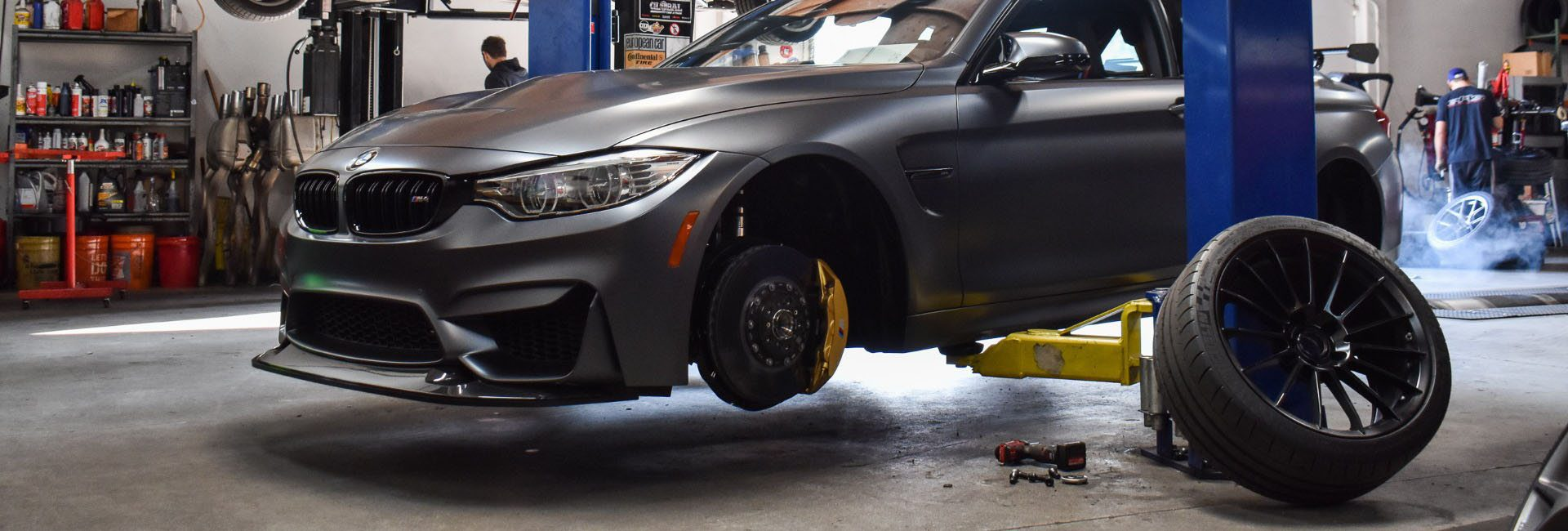 Car Source: What A Beauty! BMW M4 GTS Modded At European Auto Source