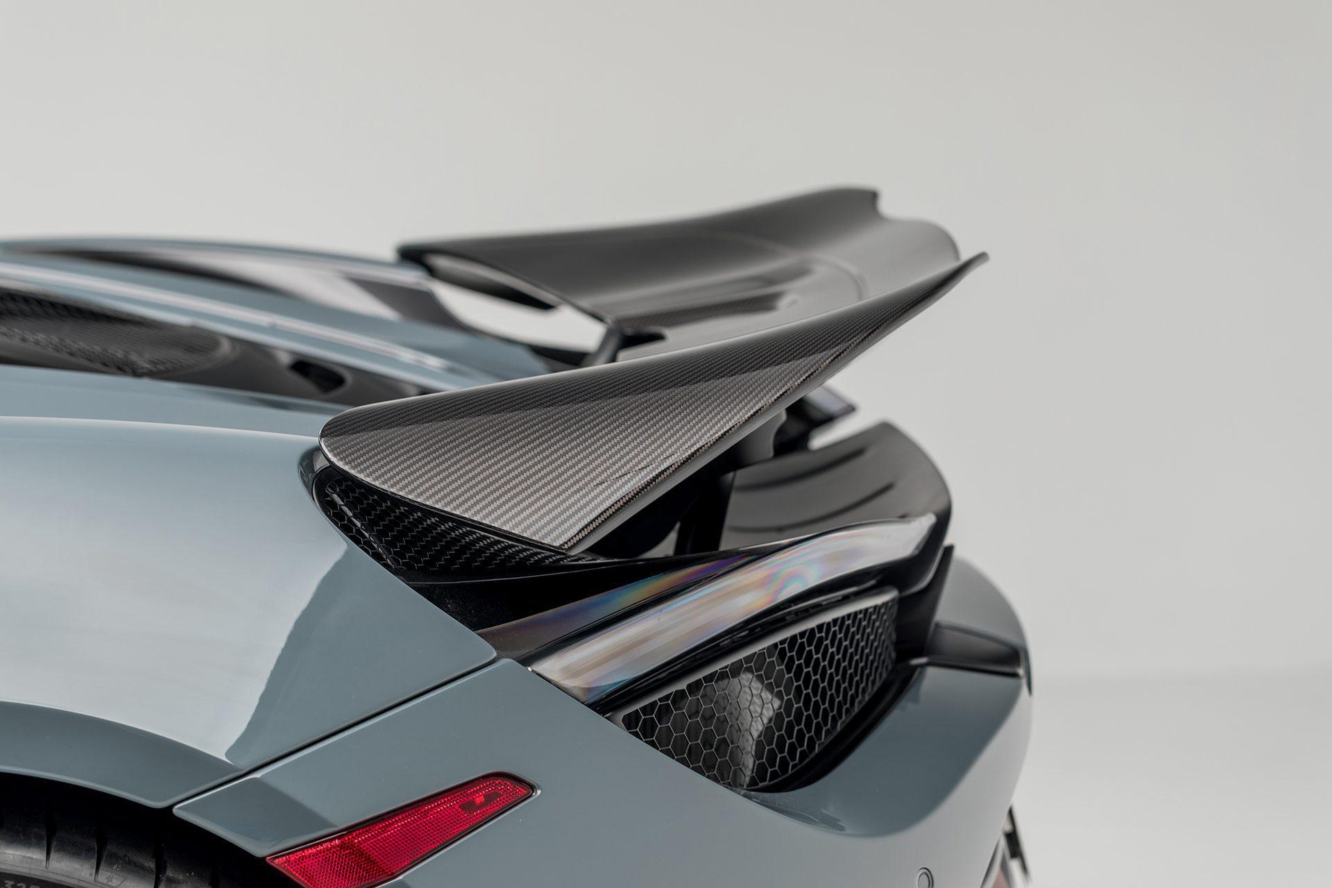 Vorsteiner Silverston Aero Program For The McLaren 720S Wallpaper